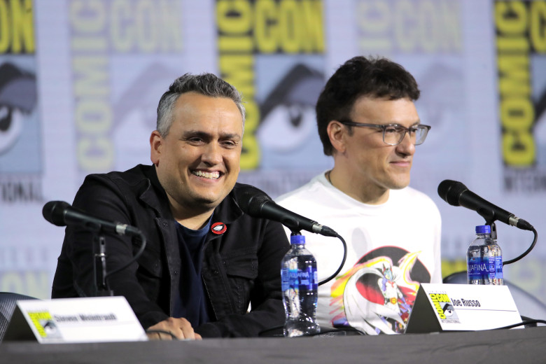 A Conversation with the Russo Brothers, Comic-Con International, San Diego, USA - 19 Jul 2019
