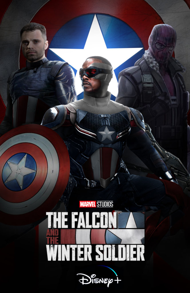 The Falcon And The Winter Soldier និង WandaVision ប្រកាសថ្ងៃបញ្ចេញ Trialer